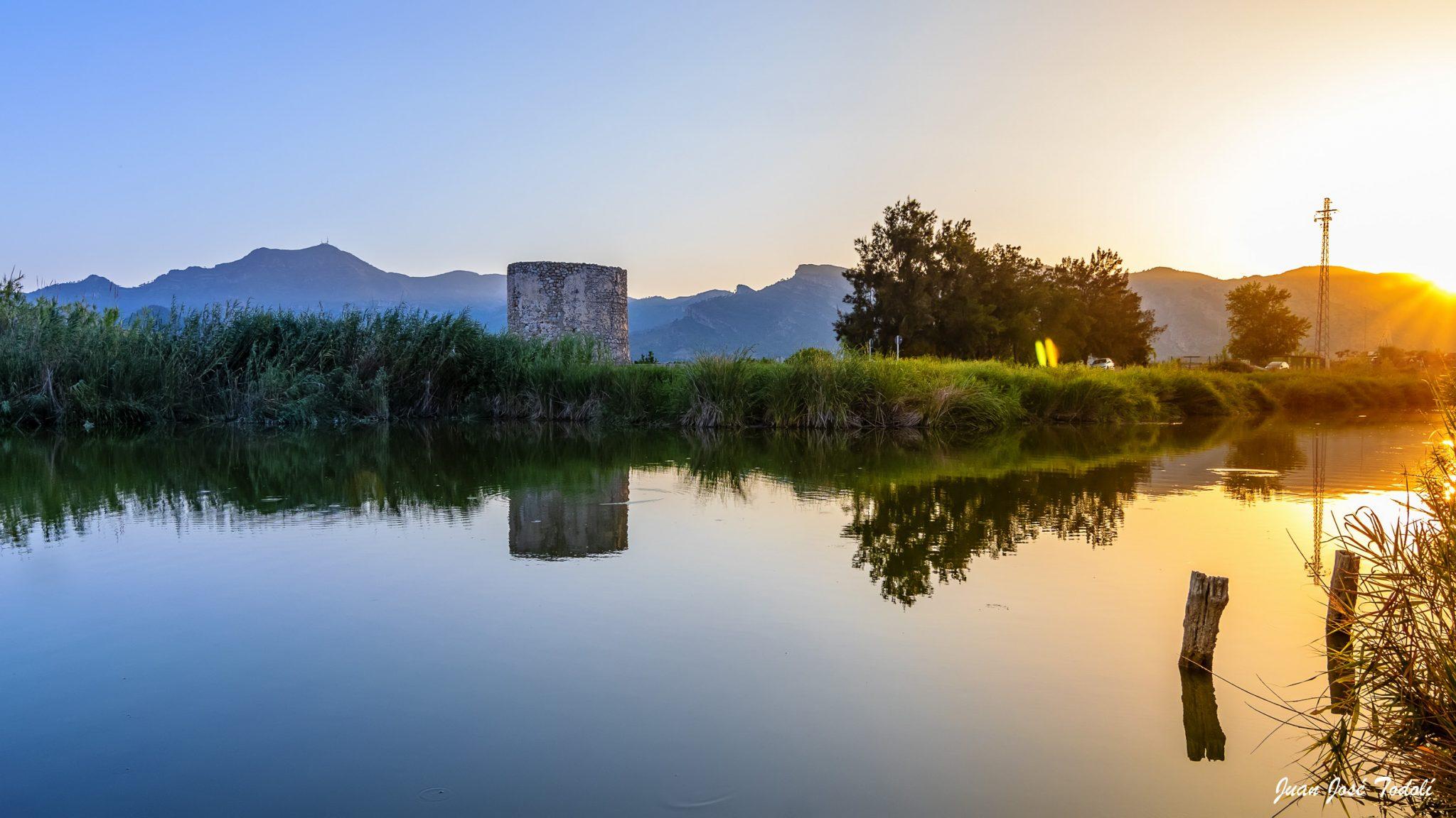 Rio Vaca, Torre Guaita, Mondúver y Xeraco